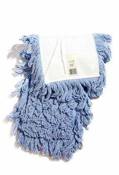 Hi-Dur Dust mop, looped: Dust mop refill