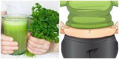 Jeśli chcesz pozbyć się nadmiaru tłuszczuw krótkim czasie, spróbuj tego prostego naturalnego napoju, który jest zdrowy, a na dodatek skuteczny w zwalczaniu tkanki tłuszczowej. Wszystko czego potrzebujesz to tylko natkapietruszki, sok z jednejcytryny i szklankawody. Wszystkie