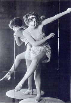Bee Jackson, World Champion Charleston dancer