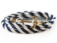 Anchor Bracelet - Briggs Tide and Chauncey - by Kiel James Patrick