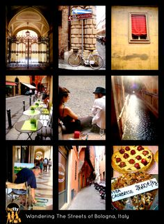"""#1 Roam The Streets - """"36 Hours In Bologna, Italy"""" by @Michelle Brown Fly"""