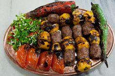 Yenidünya kebabı/ loquat kebab.... Spring Kebabs | Istanbul Food