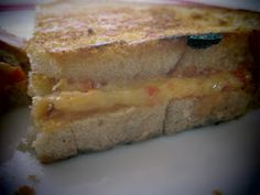 Redi-Set-Go Recipes: Grilled Pimiento Cheese on Sourdough