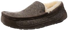 UGG Men's Ascot Tweed Stout Wool Slipper 7 D (M) UGG https://www.amazon.com/dp/B00HZ28KC6/ref=cm_sw_r_pi_dp_x_Z32jzbDJ1B6EP