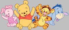 winnie on pinterest winnie the pooh eeyore and piglets winnie the pooh baby shower decorations 460x203