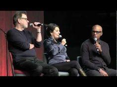 (CCEX 2012) Jonathan Frakes, Marina Sirtis & Micheal Dorn Panel