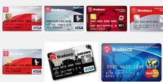 Solicitar Cartão Bradesco na Internet - Conheça as vantagens e benefícios no uso dos cartões de crédito do banco Bradesco. Além da facilidade nos pagamentos, os Cartões Bradesco oferecem benefícios de seguros e assistências em viagens e ao veículo...