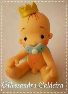 Baby fondant