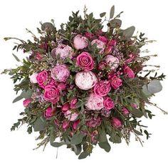 Б1269 букет райский сад - Цветы (812) 425-15-61 Доставка цветов по Санкт-Петербургу