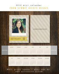 Freebie calendar by Summit Avenue Design