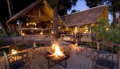 Duba-Plains-Camp-Okavanga-Delta - South African Safari