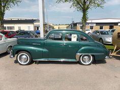Opel Kapitän 1951–53