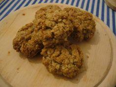 Galletas de avena - Oatmeal cookies