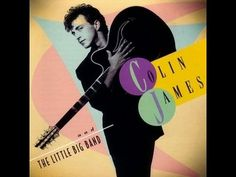 Colin James - 5 Long Years (Lyrics on screen)
