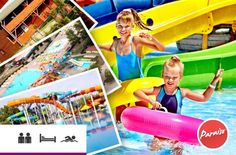 Termály Vadaš Štúrovo – 8 dnů pro dva s neomezeným vstupem do bazénů