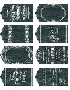 great printable chalkboard tags and labels! Lilac & Lavender: Printable Chalkboard tags, labels, and more! Chalkboard Texture, Chalkboard Tags, Christmas Chalkboard, Rustic Christmas, Chalkboard Drawings, Chalkboard Lettering, Printable Labels, Free Printables, Labels Free
