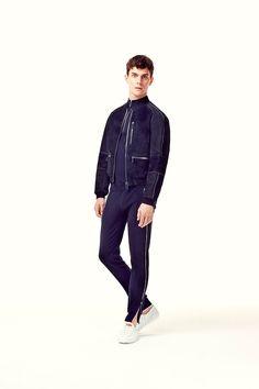 Bally Menswear - Pasarela