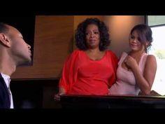 "▶ John Legend Performs ""All of Me"" - Oprah's Next Chapter - Oprah Winfrey Network - YouTube"