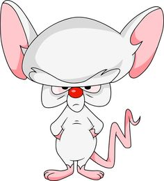 Pinky and The Brain - Brain
