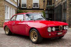 """motoriginal: """"Alfa Romeo GTAm Evocazione (replica)"""""""