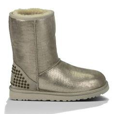 Amazon.com: UGG Australia Women's Classic Short Lizard Studs: Shoes