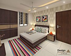 indisches schlafzimmer 40 Awesome Indian Bedroom Decor - In our bedroom we like to have furniture that accentuates the looks of the room and provide it with an attractive looks. Small Bedroom Interior, Bedroom Furniture Design, Master Bedroom Design, Wooden Furniture, Table Furniture, Asian Style Bedrooms, Asian Bedroom, Indian Bedroom Decor, Home Decor Bedroom