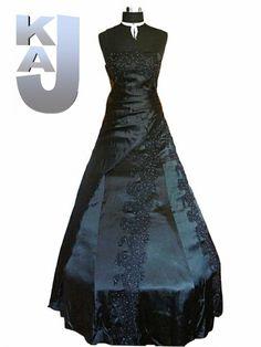 Was für ein Kleid!