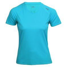 max-Q.com Basic Running Shirt | Damen Laufshirts | 21run.com
