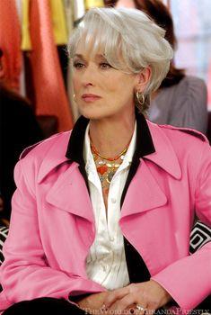 12a449e66f9 The Devil Wears Prada Meryl Streep as Miranda Priestly