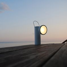 Country of Origin: USA/Canada Designer: David Irwin for Juniper Design Materials: LED light and high grade powder coated aluminum casing Dimensions: H 9