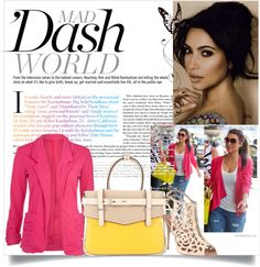 """Mad Dash World"" by semrith on Polyvore"