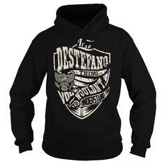 [Popular Tshirt name tags] Its a DESTEFANO Thing Eagle Last Name Surname T-Shirt Discount 15% Hoodies, Tee Shirts