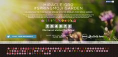 Help Miracle-Gro Celebrate The Start Of Spring By Planting An Emoji Garden through Twitter