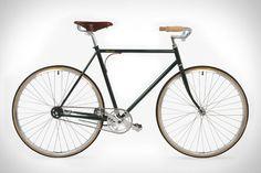 Bassi x JJJJound B/01 Bicycle