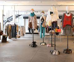 Fashion area | Merci Paris