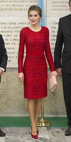 The Queen, The Duchess of Cambridge and Queen Letizia: Gallery of the week's best royal style