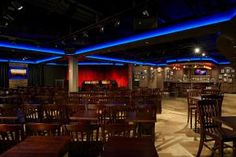 Where to Find a Drink on the Norwegian Getaway: Headliners Comedy Club