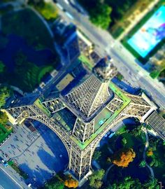 new perspective,  Eiffel  by Anurag Soni