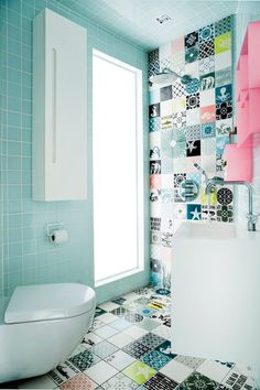 The New Tile Trend: Customized Layouts | Apartment Therapy