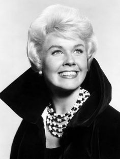 Doris Day ~ Her mother named her after her favorite silent film star, Doris Kenyon. By coincidence, in the mid 1970s when Day wrote her autobiography, Kenyon was her neighbor on Crescent Drive in Beverly Hills.