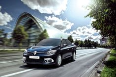 Renault launches fluence facelift !
