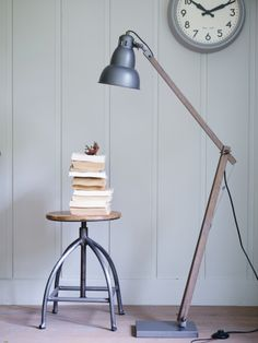 Vintage Style Floor Lamp NEW - Lighting - Decorative Home - Home