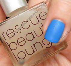 Rescue Beauty Lounge Matte topcoat
