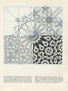 Pattern in Islamic Art - PIA 077 tiles tiling