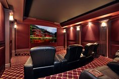 #Bigscreenprojector and #surroundsystem is an #enjoyable experience.