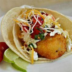 Ranch Chicken Tacos Recipe - Allrecipes.com