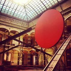 Martin-Gropius-Bau - very good art museum.