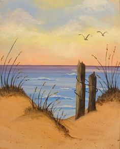 Join us at Pinot's Palette - Ellicott City Studio on Thu Apr 16, 2015 7:00-9:00PM for Ocean Serenity. Seats are limited, reserve yours today!