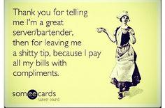 #serverproblems #tipyourserver #tipyourbartender