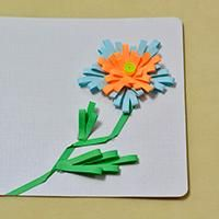 Easy diy cardhow to make quilling flower greeting cards quilling a homemade plum flowers card with quilling paper is meaningful for holiday or friends birthday follow me to learn how to make this quilling paper card and m4hsunfo